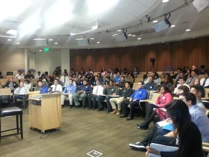 san jose state students discover netapp day