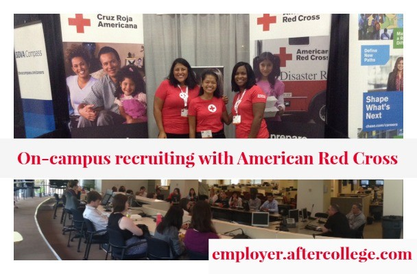 red cross recruiting