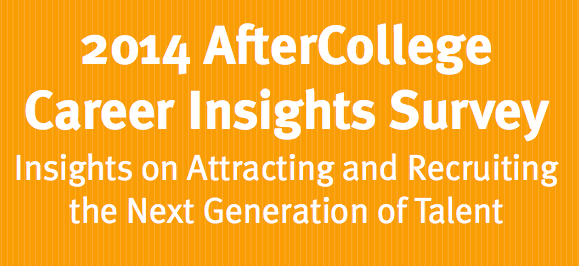 2014 AfterCollege Career Insights Survey Report