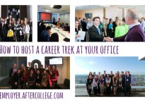 career trek collage