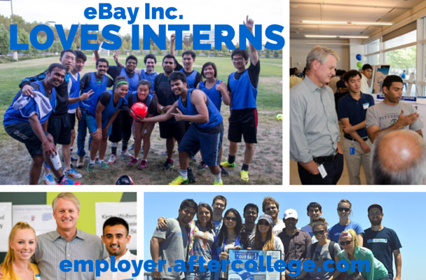 eBay Interns