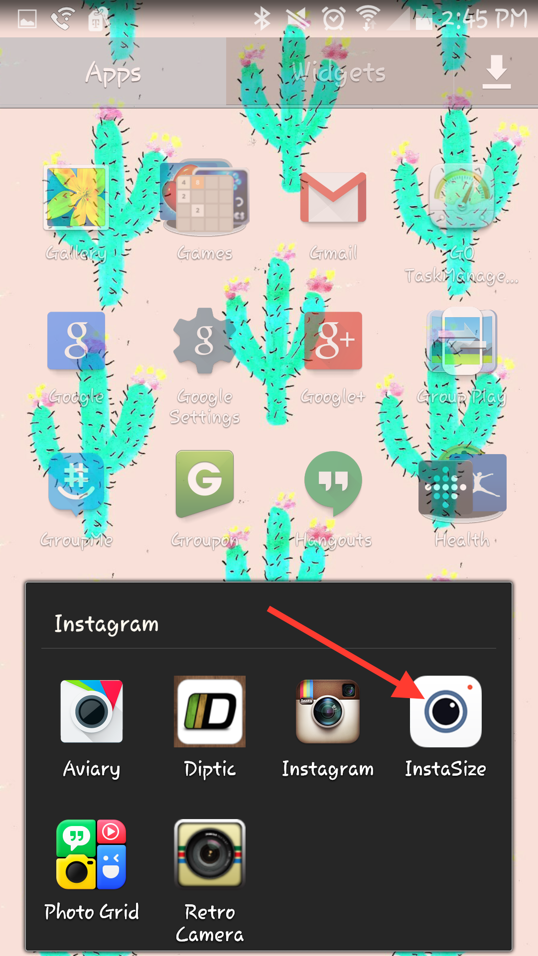 how to close out apps