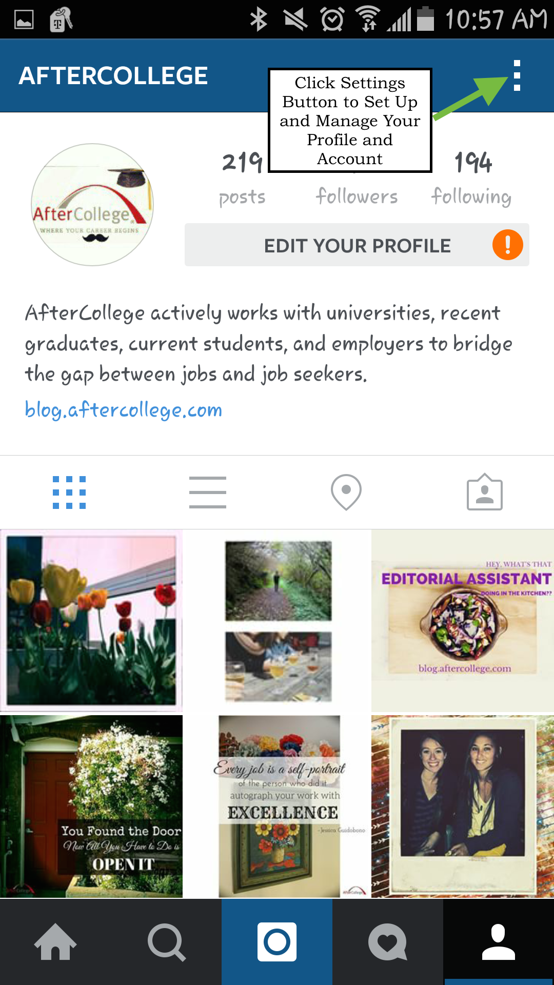 How to Get Started on Instagram as a University Recruiter