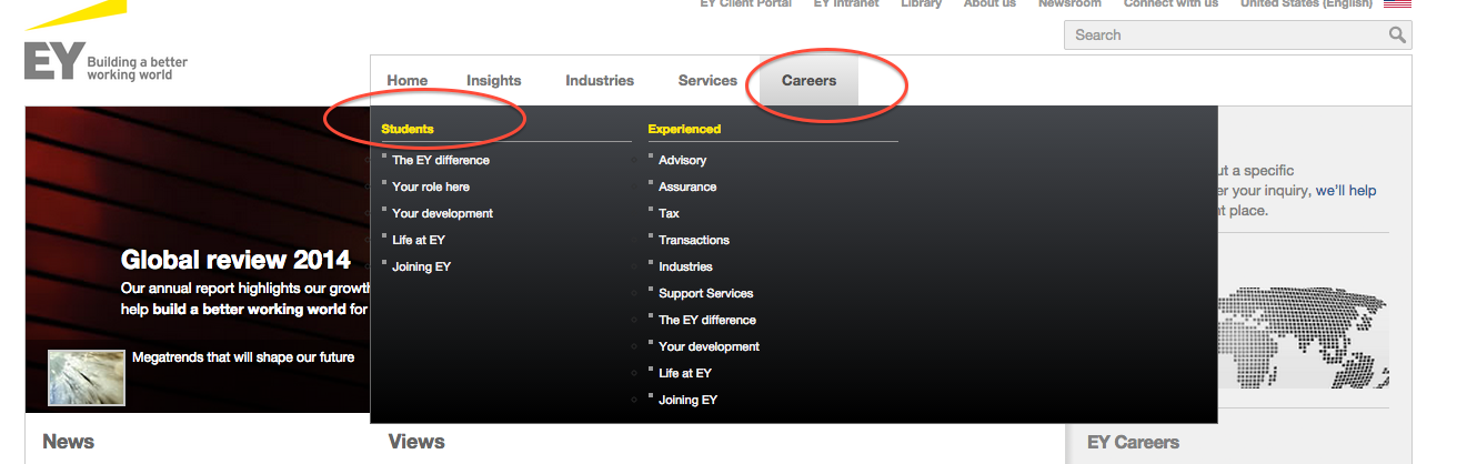 EY Student Careers